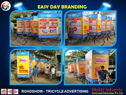 Tricycle Advertising Services