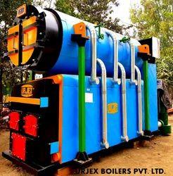 Hybron Skid Mounted Boiler
