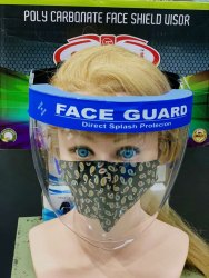 Head And Face Protection