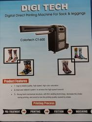 Digital Direct Printing Machine for Socks & Leggings