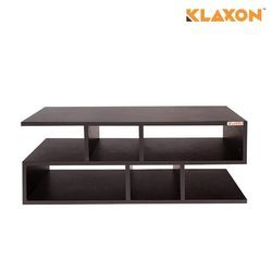 Wooden TV Stand for Living Room with Open Shelves