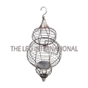 Hanging Wire Candle Lantern