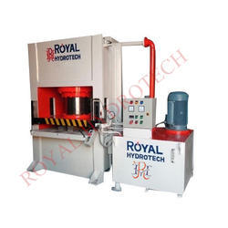 Royal Hydrotech Hydraulic Press