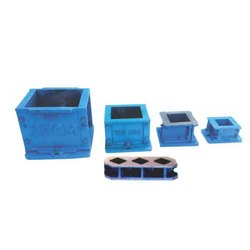 Able Cast Iron Cube Moulds