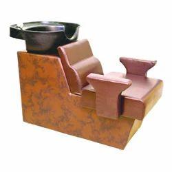 shampo station & shampoo chair