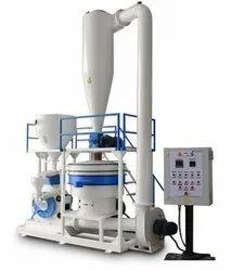 UPVC Plastic Pulverizer Machine