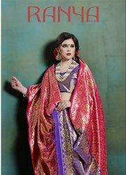 YNF Rayna Silk Saree