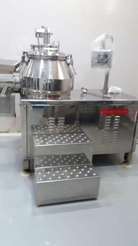 R M G - Used Rapid Mixture Granulator Manufacturer from Anand