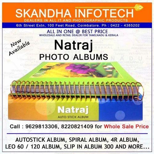 Natraj Leo Photo Albums At Rs 75 40 Photos Photo Album Id 19703313148