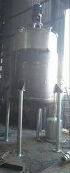 1500 Liter Mixing Tank