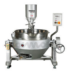Manual Tilting Cooking Mixer