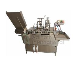High Speed Ampoule Filling Machine
