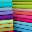 42 Inch Plain Pure Cotton Fabric, Gsm: 100-150, Packaging Type: Lump