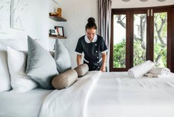 Houskeeping service for hotels
