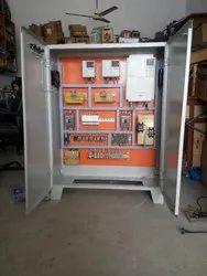 Steel AC Drive VFD Control Panel Repairing