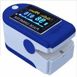 Portable Finger Pulse Oximeter