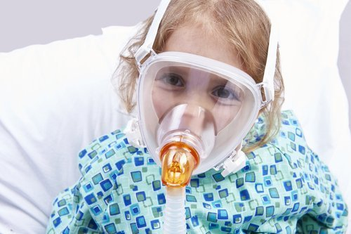 pediatric respirator mask
