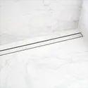 Polymer Tile Insert Shower Channel