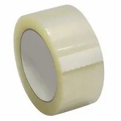 25 M-120 M Transparent BOPP Tapes for Packaging, Thickness: 36-48 Micron