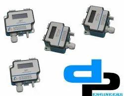 Aerosense Differential Pressure Transmitter Range 50-0-50 Pascal
