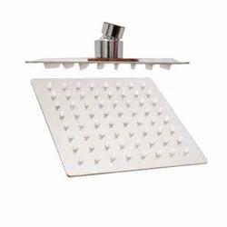 MV 305 Bathroom Overhead Slim Brass Shower