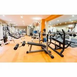 Unisex Fitness Center, Applicable Age Group: 30-40 Years
