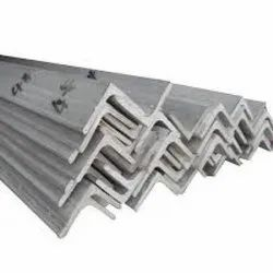 Standard Angels Stainless Steel Angle, Material Grade: 304 202 316