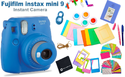 Fujifilm Instax Mini 9 Festive Pack Instant Camera