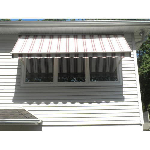 SRF Fabric Outdoor Window Awning