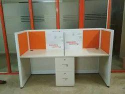 2 Seater Modular Workstation