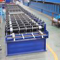 MS Panel Roll Forming Machine