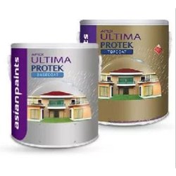 High Gloss Apex Ultima Protek Exterior Paint, Packaging Type: Bucket