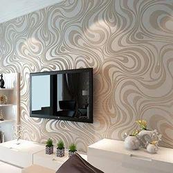 3D Living Room Wallpaper Part 65