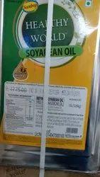 Sundrop 15 Ltr Tina SOYABEAN REFIND OIL, Packaging Size: 15litre