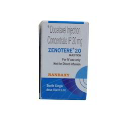 Zenotere 20 mg Injections