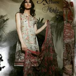 Cotton Full Sleeve Pakistani Dress Material
