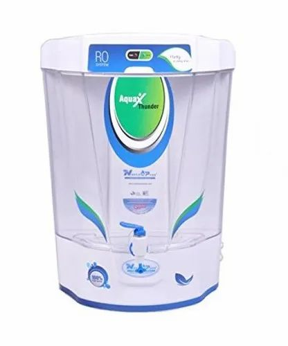 Nuetech Blue Nue Fresqua Thunder RO UV TDS Water Purifier, Capacity: 7.1 L to 14L