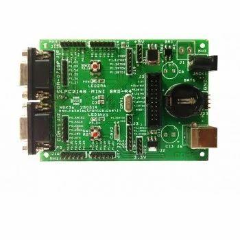 LPC2148 Mini ARM Daughter Board