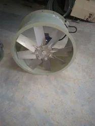Suction Axial Flow Fan