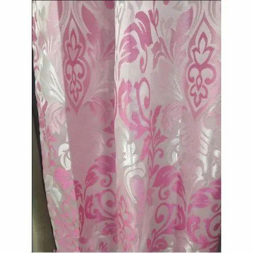 7e71c15eaa8 Chiffon Plain Curtain, For Window, Rs 700 /piece, Taj Curtains | ID ...