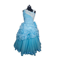 Designer Blue Evening Gowns