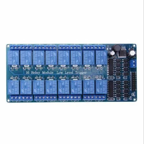 New 16 Channel 12v Relay Module Board For Arduino Pic Avr Mcu Dsp Arm Plc