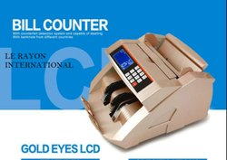 LR GOLD EYES LCD-MONEY COUNTING MACHINE