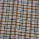 Polyester Uniform Check Fabric, Use: School Uniform