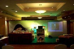 Audio Visual Rental Service