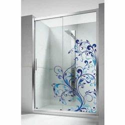 Transparent Doors Designer Glass
