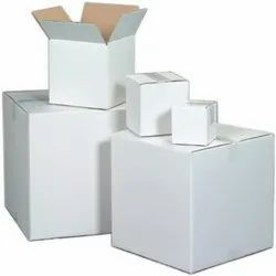 Cardboard Custom Printed Duplex Boxes, For Gift & Crafts, Box Capacity: 5 - 10 Kg