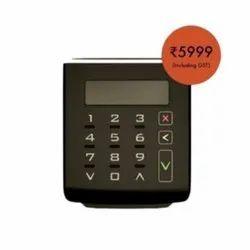 USB/RS232 Card Swipe Machine, Battery Capacity: 4400mAh, Warranty: 1 year