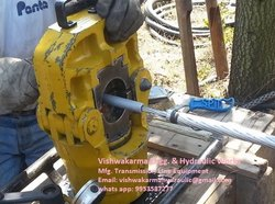 Hydraulic Compressor Machine Engine Drive