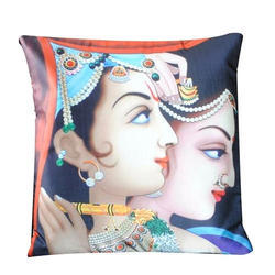 Pillow Cover Printing Service, Dimension / Size: 290mm X 290mm